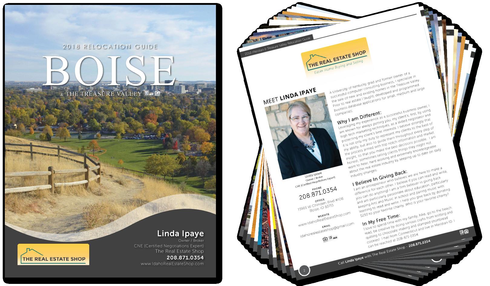 2018 Boise & Treasure Valley Relocation Guide